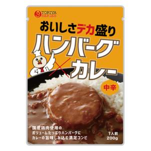 鶏屋シリーズ ハンバーグカレー