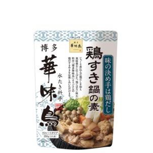 博多華味鳥 鶏すき鍋の素